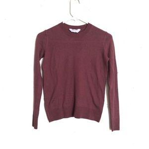 Everlane Ribbed Wool Crewneck Sweater
